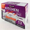 1089787 : KS ひも付ゴミ袋 キッチンバッグ 49.2L×200枚