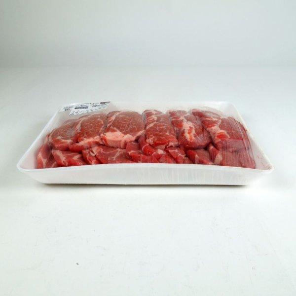 画像2: カナダ産 豚肉 三元豚 肩ロース 焼肉用 1900g前後