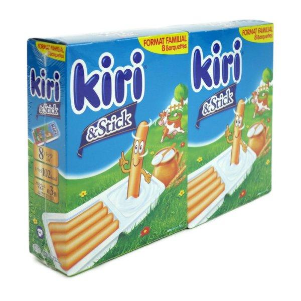 画像1: kiri&Stick キリ&スティック 8P入り×2箱