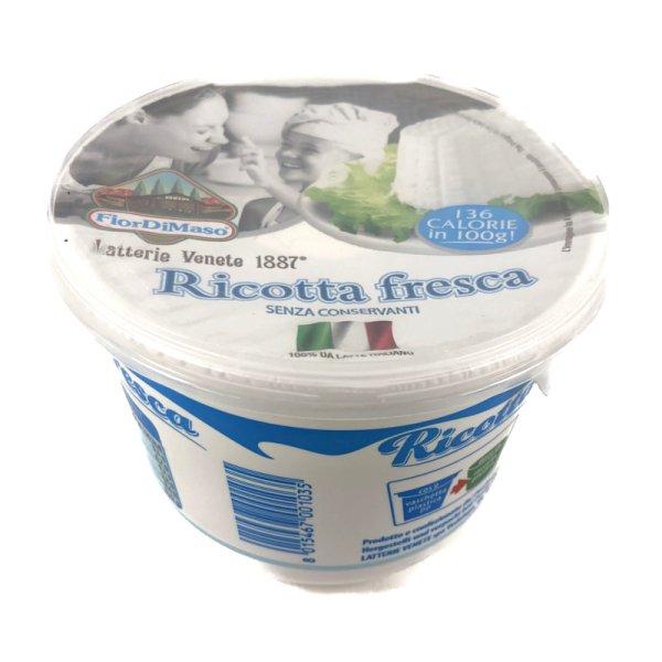 画像1: FIOR DI MASO リコッタ フレスカ 450g イタリア ウェネト州/牛乳 RICOTTA FRESCA 450g
