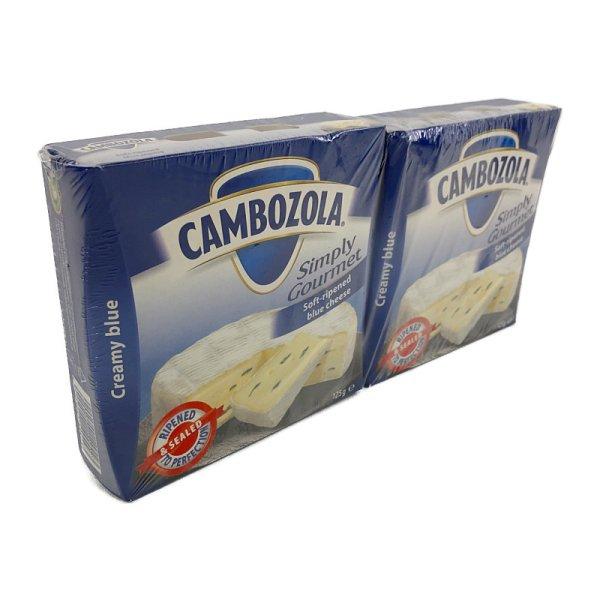 画像2: 【期間限定】シャンピニオン カンボゾーラ 125g×2 CAMBOZOLA