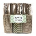 黒竹箸 50膳×3pack 21cm chopsticks