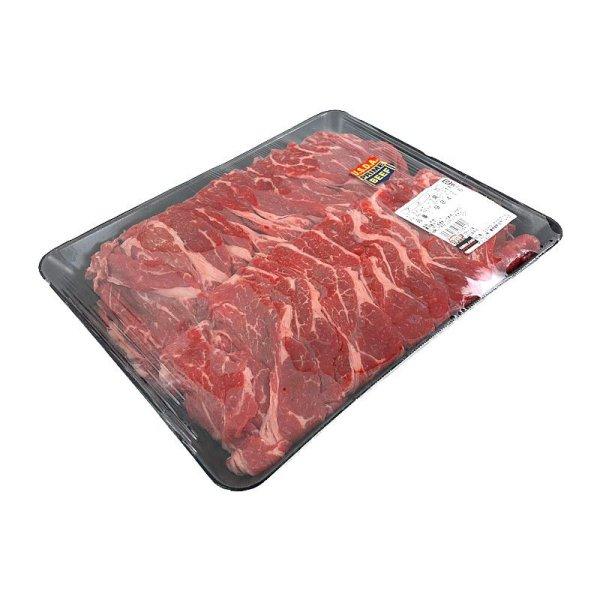 画像2: 【期間限定】 アメリカ産 プライムビーフ 肩ロース すき焼き 1450g前後 USDA格付け最上級グレード US Prime Beef Chuck Sukiyaki