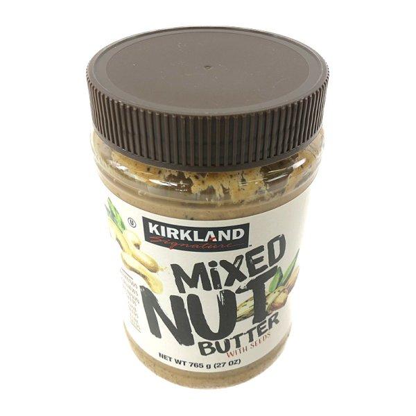 画像2: カークランド ミックスナッツバター 765g Kirkland Signature Mixed Nut Butter