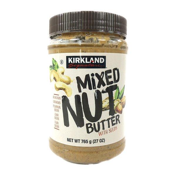 画像1: カークランド ミックスナッツバター 765g Kirkland Signature Mixed Nut Butter