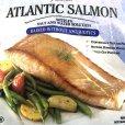 画像2: カークランド アトランティックサーモン切身 個包装 1.36kg 骨・皮無し Atlantic Salmon (2)