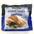 画像1: カークランド アトランティックサーモン切身 個包装 1.36kg 骨・皮無し Atlantic Salmon (1)