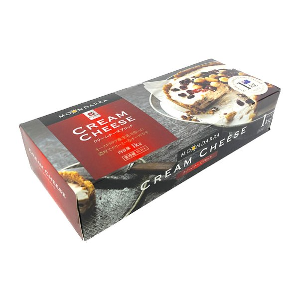 画像1: ムーンダラ クリームチーズ 1kg MOON DARRA Cream Cheese