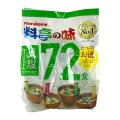 マルコメ 料亭の味 みそ汁 減塩 72食 (24食×3) Marukome Miso Soup