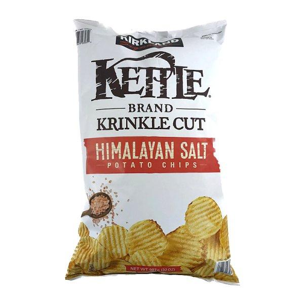 画像1: カークランド ケトルチップス ヒマラヤソルト 907g KS Kettle Chips Himalayan Salt
