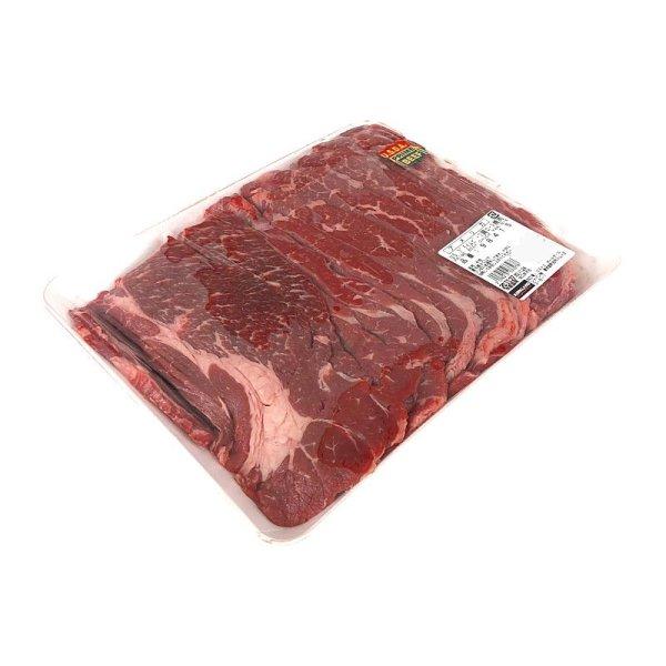 画像2: アメリカ産 プライムビーフ 肩ロース焼肉用 1750g前後 USDA格付け 最上級グレード Prime Beef Chuck Yakiniku