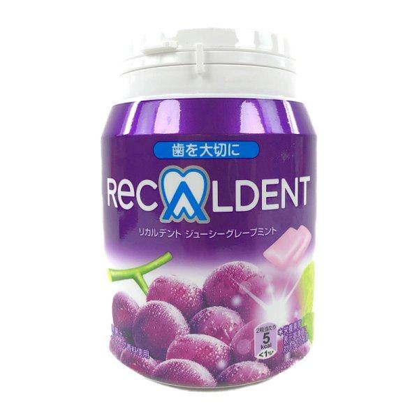 画像1: リカルデント グレープボトル 大容量290g Recaldent Grape Bottle