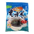 永井海苔 もずくスープ 15袋 (35g×15) Mozuku (seaweed) Soup