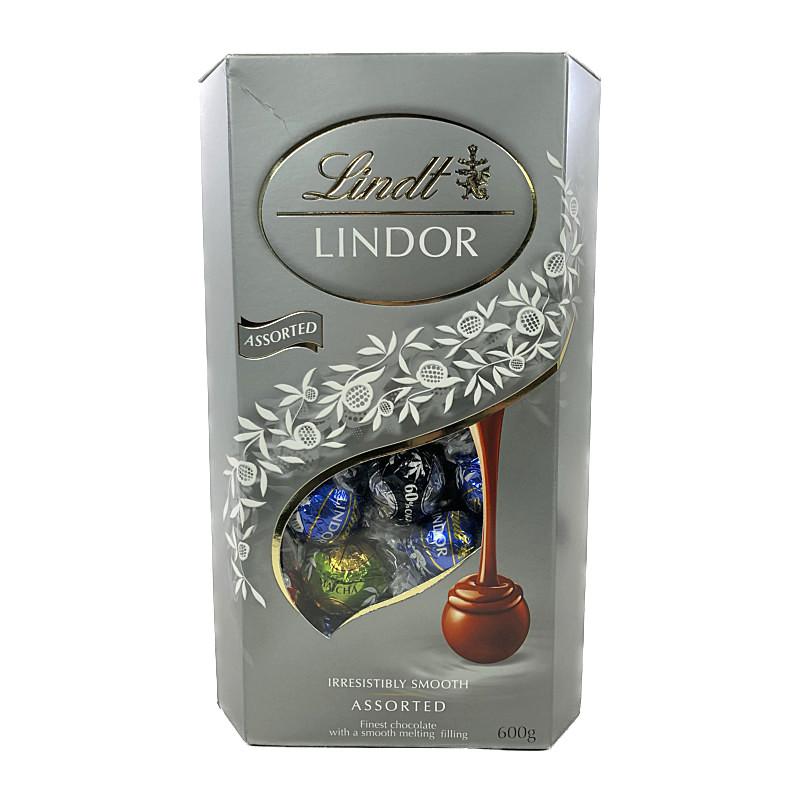 種類 リンドール チョコ
