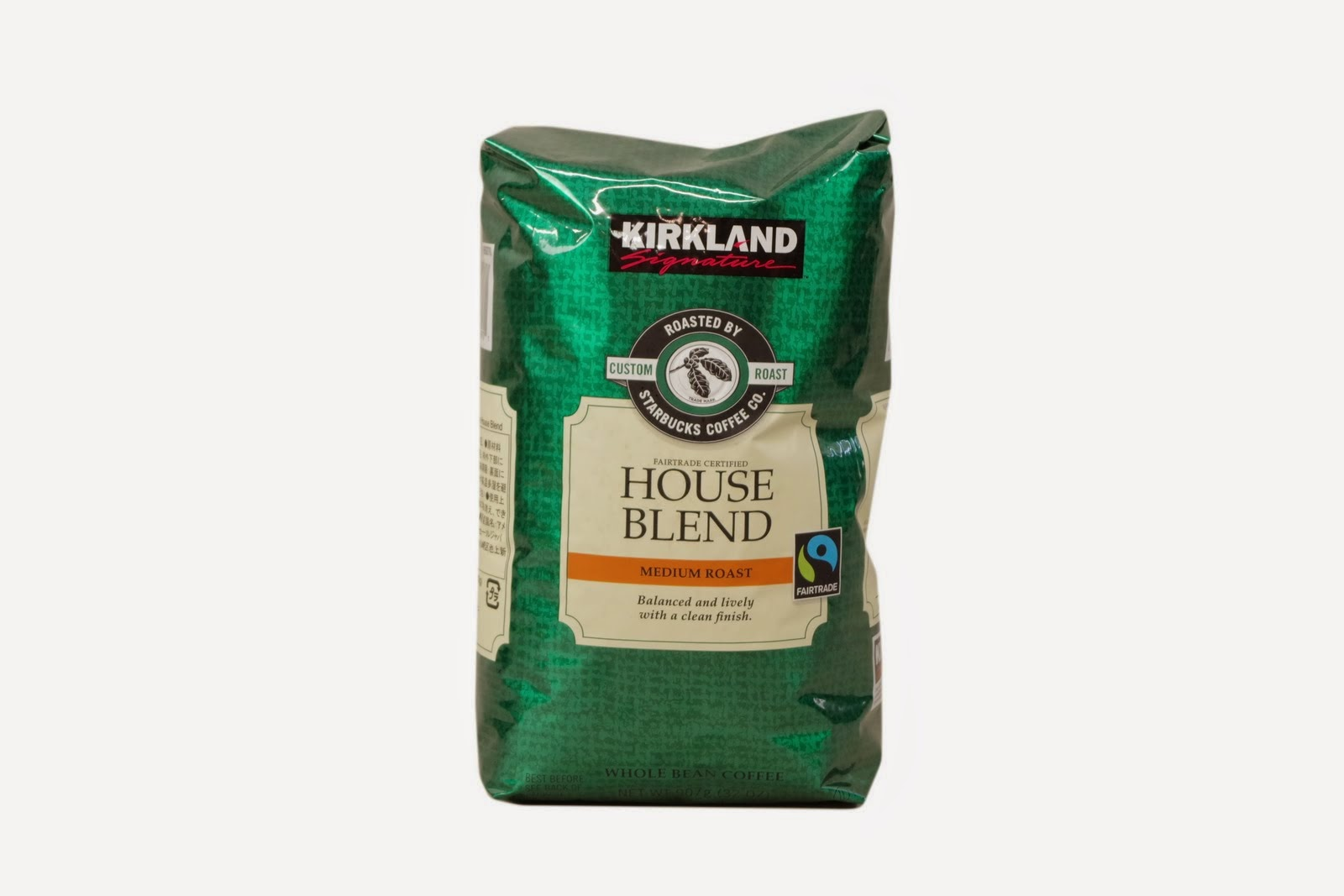 豆 ハウス ブレンド 【6個セット送料無料】 コーヒー スターバックス 907g ロースト ミディアム